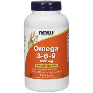 Now Omega-3-6-9
