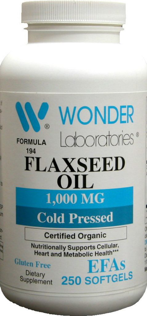Cold Pressed Organic Flaxseed Oil – The Best Type of Oil